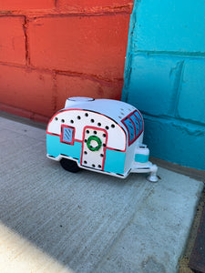 Ceramic Christmas Camper Kit