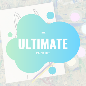 PRE-ORDER: The Ultimate Paint Kit