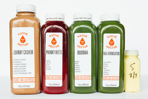 Juice Faced Cleanse