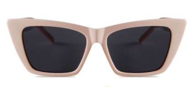 Carla Cream Sunglasses