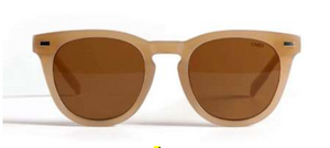 Cynthia Beige Tan Sunglasses