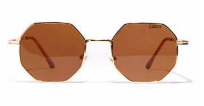 Arianna Gold Sunglasses
