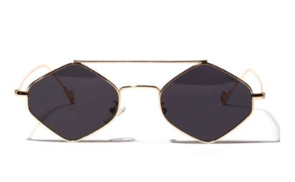 Sophie Gold Sunglasses