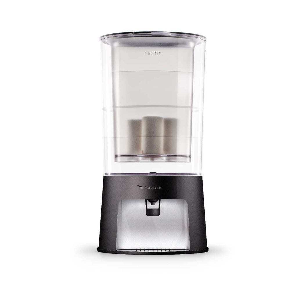 Alkaline Water Ionizer V10 designed by Acqualive®