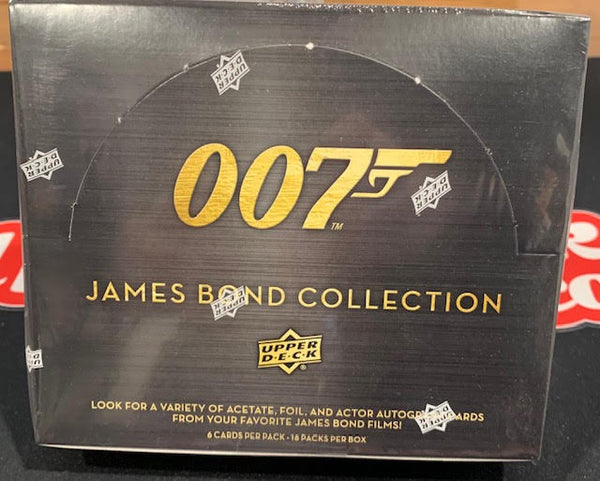 Upper Deck James Bond Collection