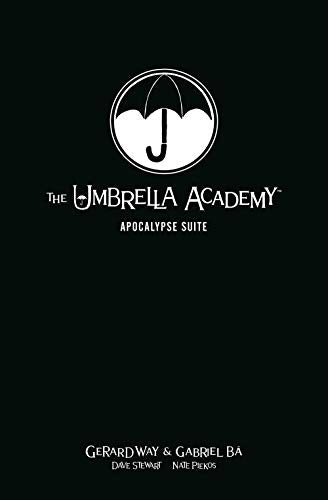 Umbrella Academy Library Apocalypse Suite