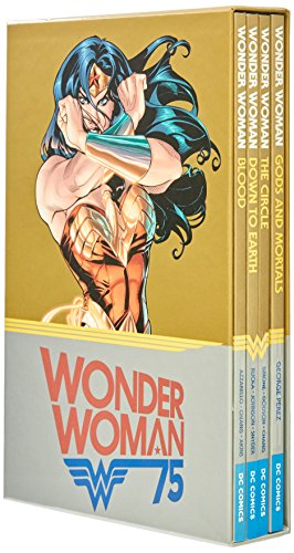 Wonder Woman 75th Anniversary Box