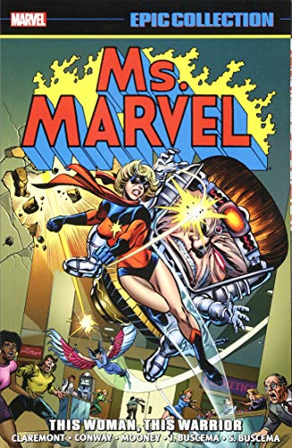Ms Marvel Epic Collection Warrior
