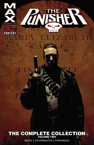 Punisher Max Complete Collection Vol