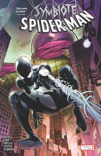Symbiote Spider Man Greg Land