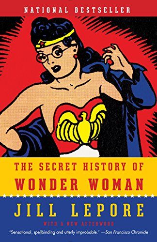 Secret History Wonder Woman