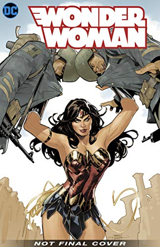 Wonder Woman Vol Just War
