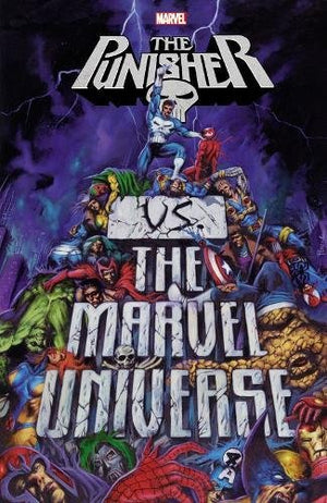 Punisher Marvel Universe Garth Ennis