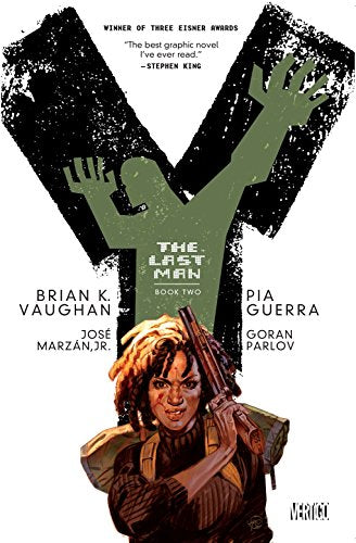 Y Last Man Book Two