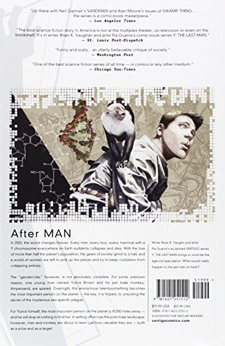 Y Last Man Book One