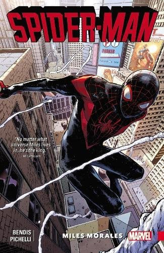 Spider Man Miles Morales Vol 1