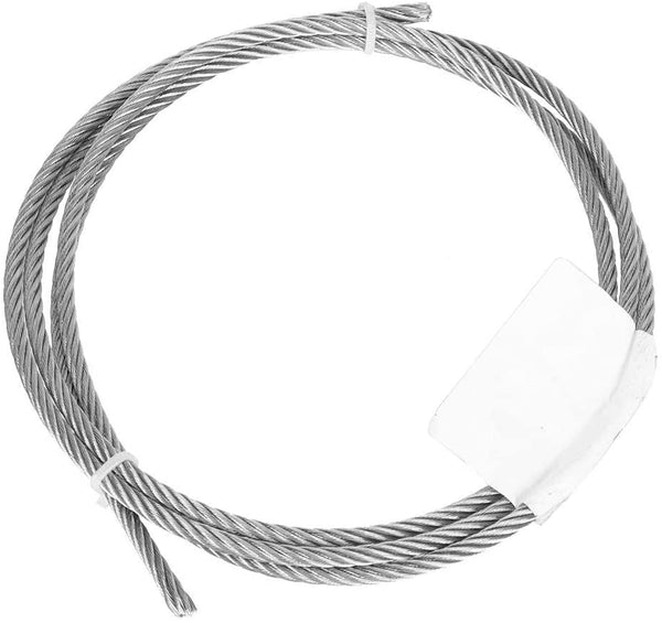 Cable acero galvanizado 7x19+0 - 10mm