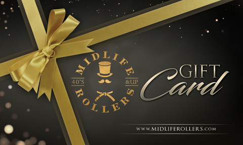Midlife Rollers Gift Card