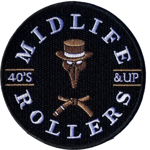 Midlife Rollers Special Edition 2020 Patch
