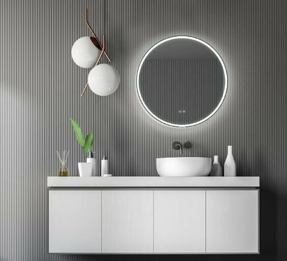 Remer Sphere Round 600 LED Mirror