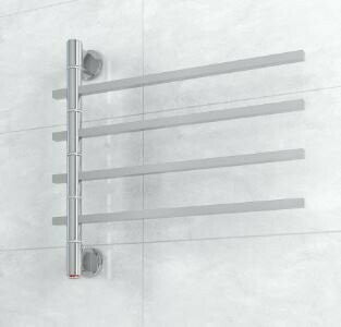 Swivel Non-Heated Towel Rail