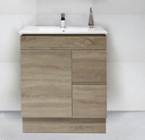 Ashley 750 Vanity With Ceramic Top