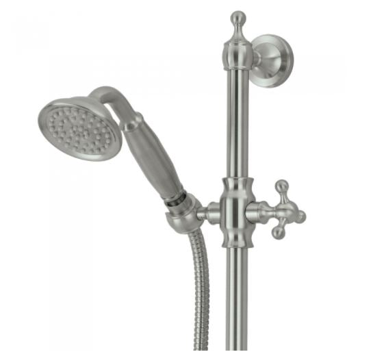 Lillian rail Shower - Matte Black