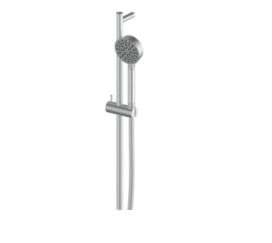 Gisele Rail Shower - Brushed Nickel