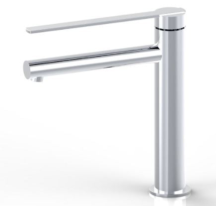 Niko Tower Basin Mixer - Chrome