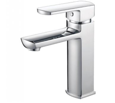 Koko Basin Mixer - Chrome