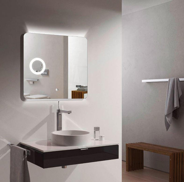 Eneo 75 Backlit Mirror With Magnifier