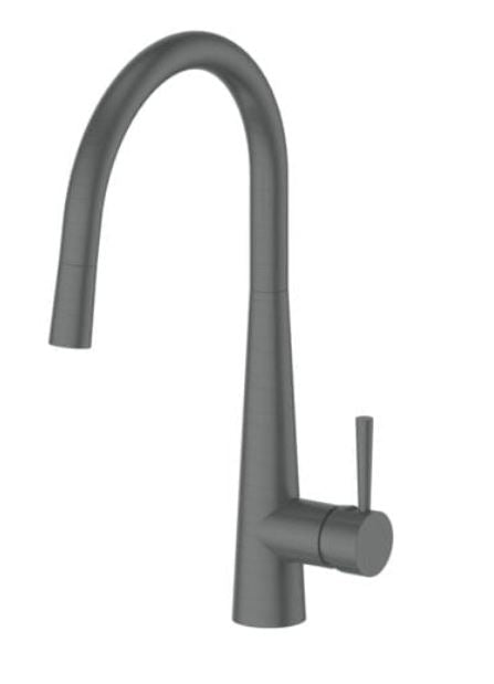 Galliano pull out sink mixer - Chrome