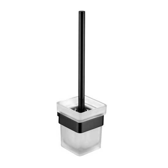 Bianca Black Toilet Brush holder