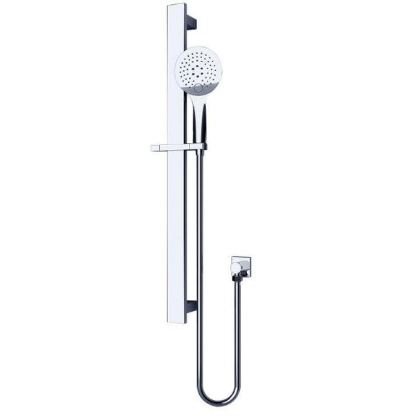 Rain Rail Shower 3 Function - Chrome - Bayside Bathroom
