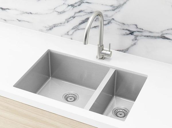 Meir Brushed Nickel 670 sink