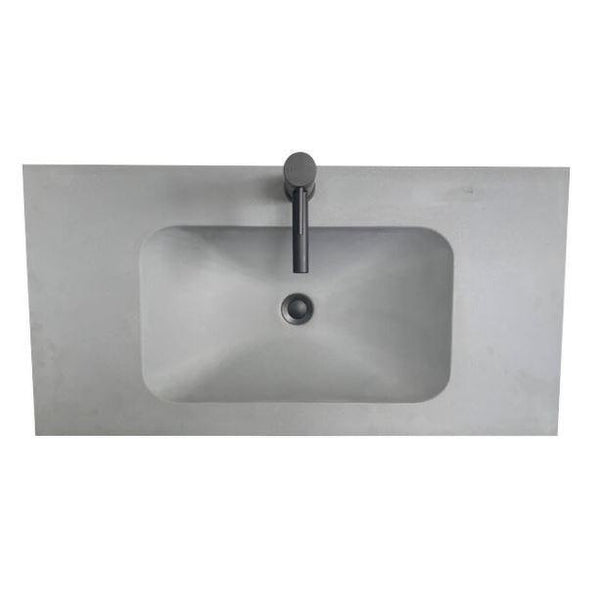 Concrete Solid Surface Moulded Top