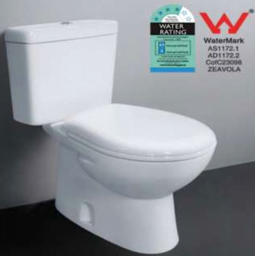 Athena Close Coupled Toilet