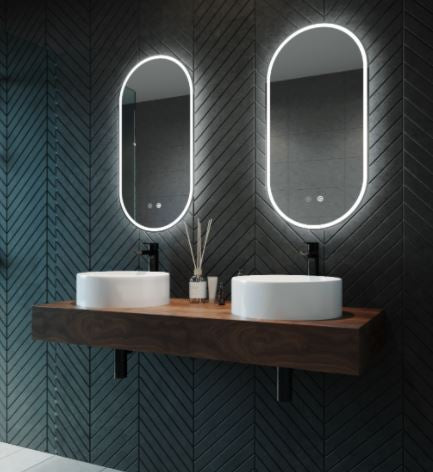 Remer Gatsby LED Mirror