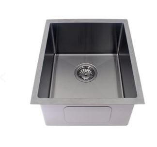 Gunmetal 380 sink