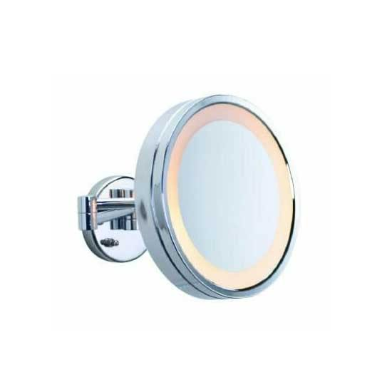 3X magnifying mirror