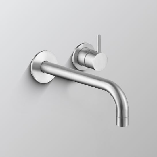 New York Wall Mixer w/ Spout