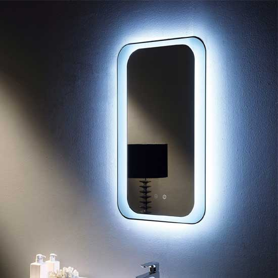 Ottis 500 LED Mirror