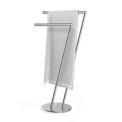 Round Freestanding Towel Rail