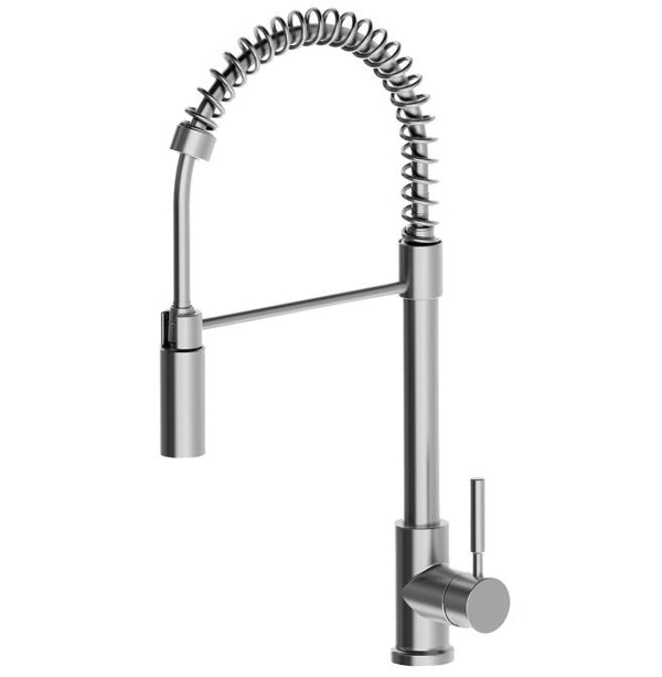 Stanley Spring Stainless Steel Sink Mixer