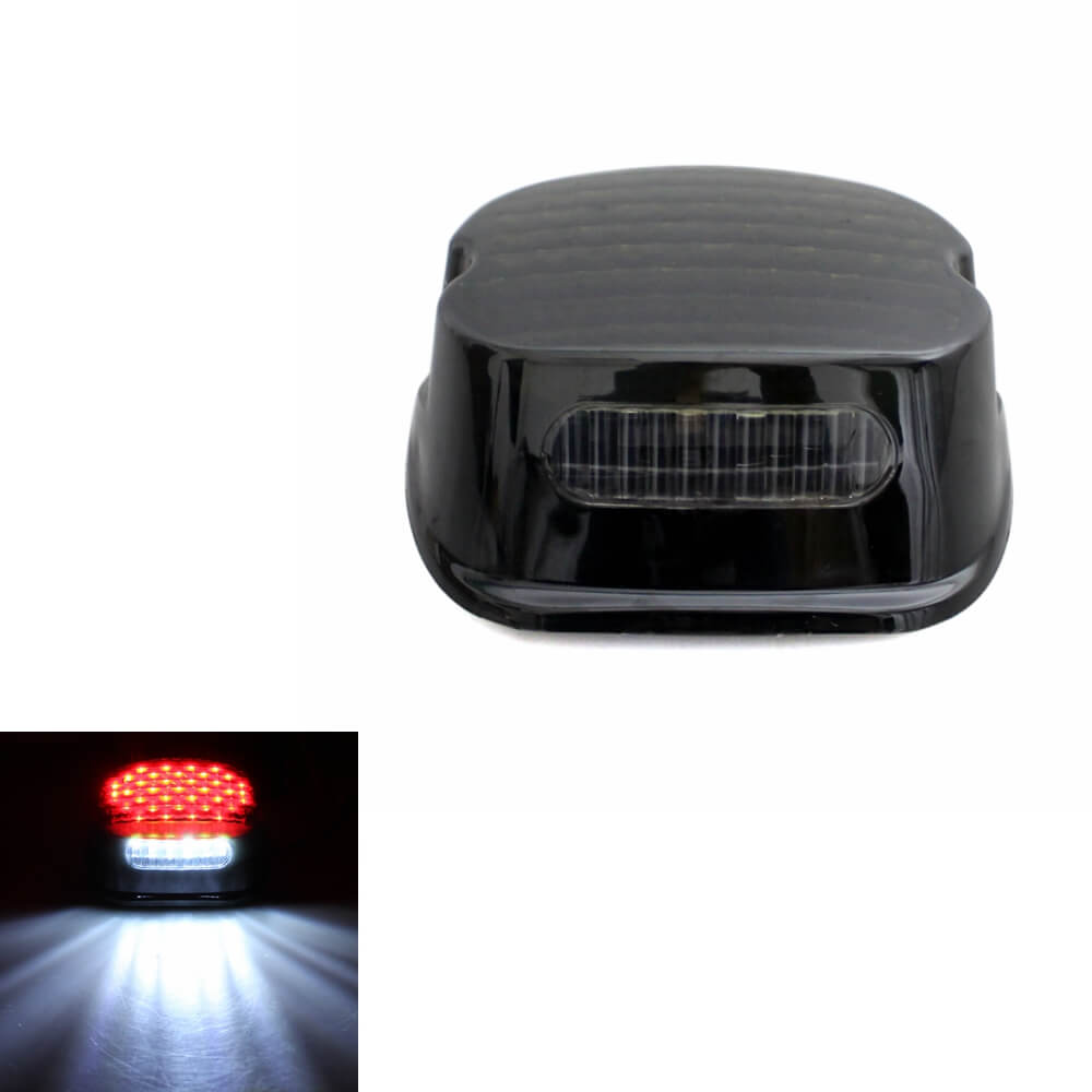 Integrated Motorcycle LED Stop Tail Light License Lamp For Harley Road King Heritage Classic Street Glide XL883R XLH883 XL1200L