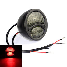 Load image into Gallery viewer, LED Motorcycle TailLight For Harley Chopper Bobber Cafe Racer RearLamp Brake Light