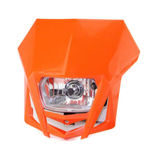 Load image into Gallery viewer, Motocross Dirt Bike Racing Enduro  Off-Road Headlamp for Kawasaki KLX 150 Yamaha WR250