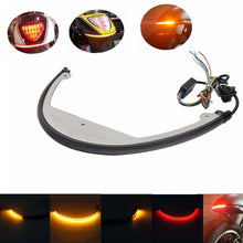 Load image into Gallery viewer, Rear Fender LED Turn Signal Brake Tail Light for Suzuki Boulevard M109R M90 06-UP Light Bar Kit