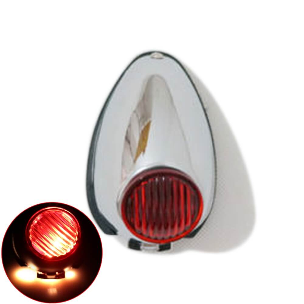 Rear Taillights Brake Stop Indicator For Dnepr Ural Sidecar Zündapp DB DS DBK KS KS750  Lamp for BMW M72 R12 R75 R71 K750 BW40