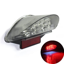Load image into Gallery viewer, Red LED Motorcycle Taillights License Plate Light For Adventure R1200R BMW F650 F650GS
